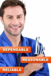 we pride ourselves with our Seal Beach plumbers being dependable and reliable
